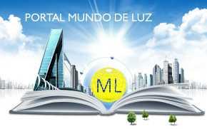 Visite-nos: www.mundodeluz.com.br